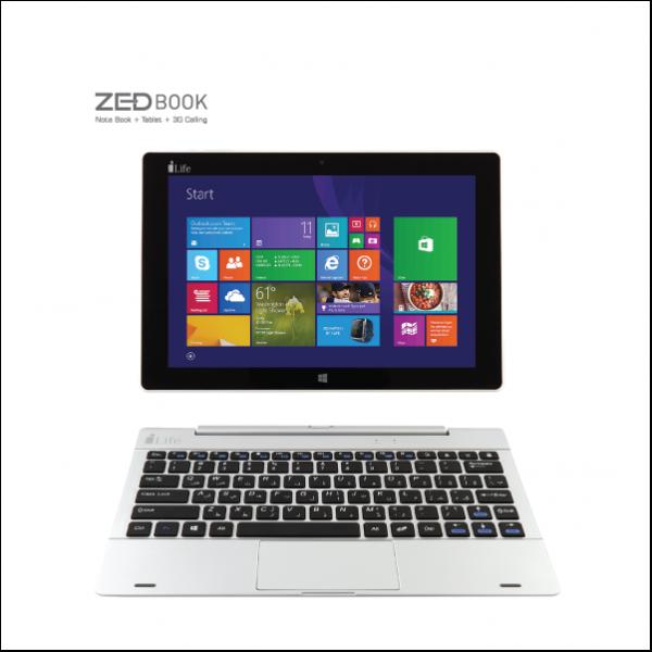 ZedBook W 2